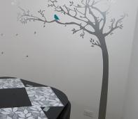 adhesivos arboles apartamentos modernos
