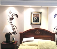 arabesco habitación