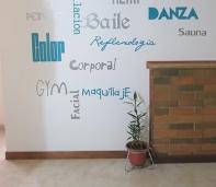 decoracion spa