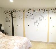 ramas habitación