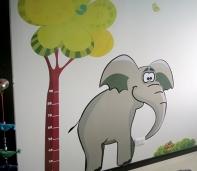 safari infantil adhesivos decorativos arte mas vinilo medellin