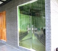 vidrio bambú