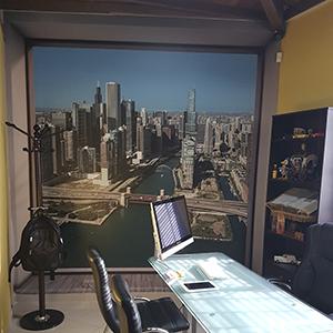 Foto murales 360 grados