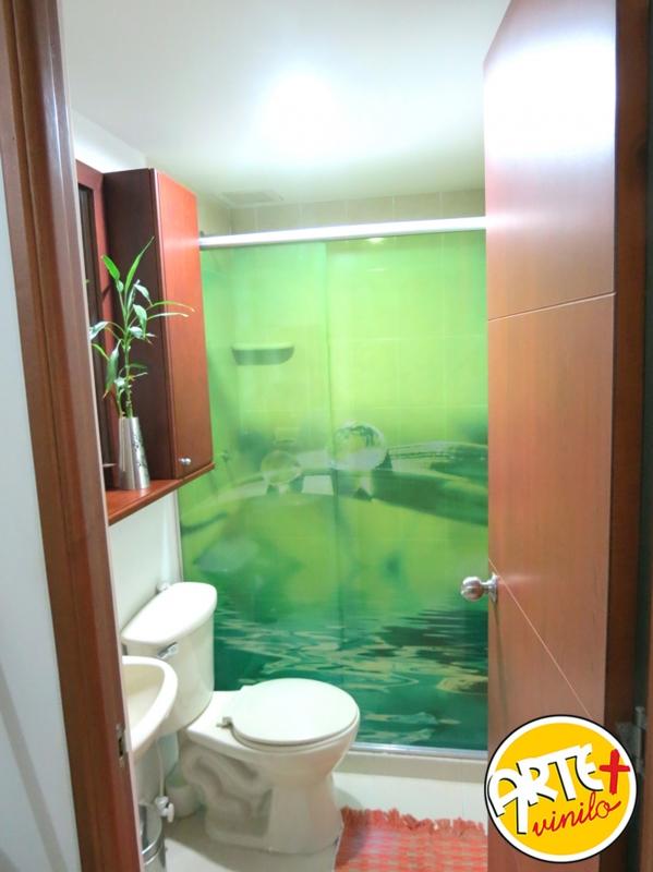 cabina baño
