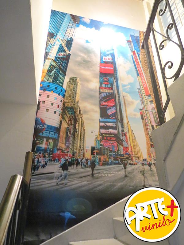 quinta avenida new york murales